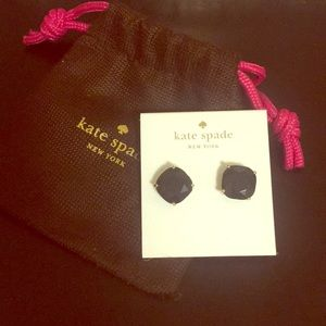 Kate Spade Large stud earrings